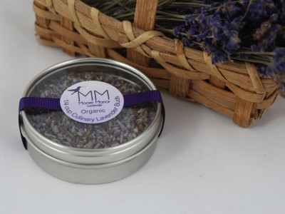Natural culinary lavender