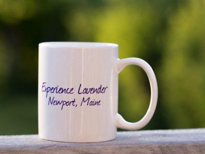 lavender mug gift back