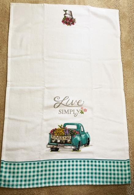 truck towel
