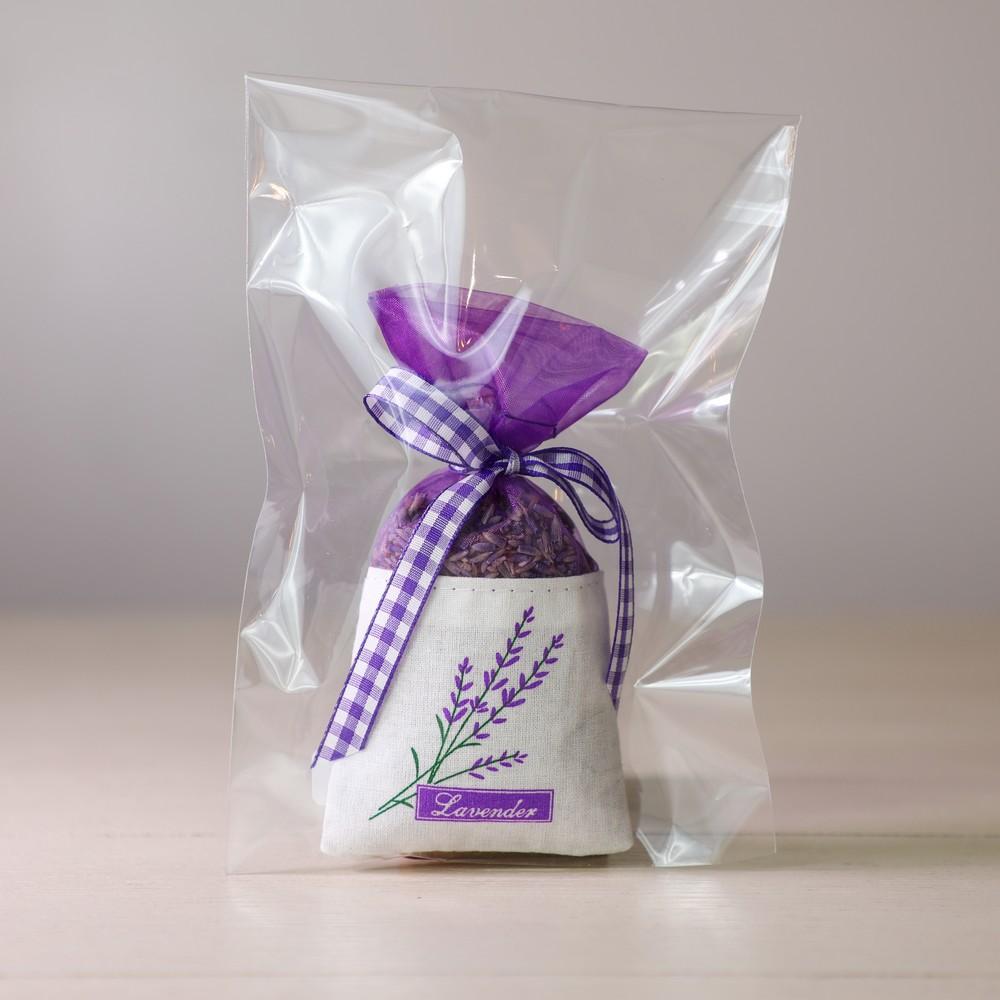 lavender sachet - pkg