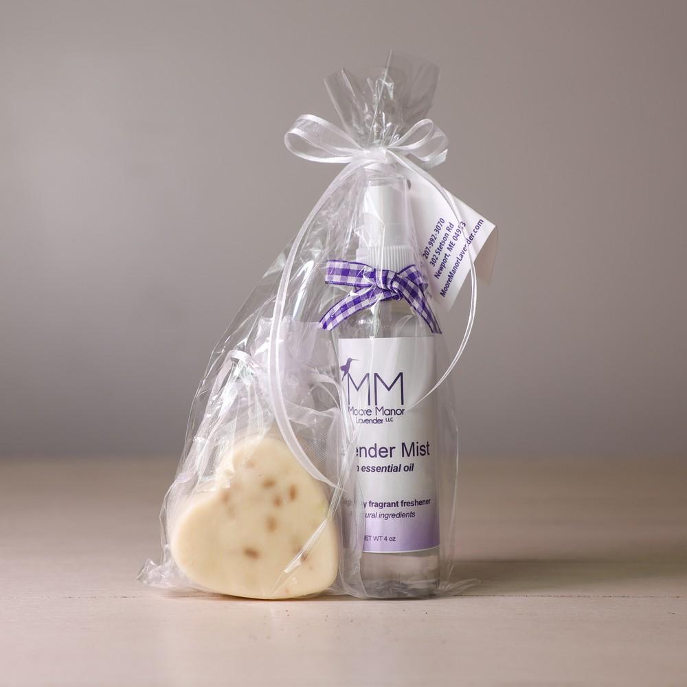 lavender mist & soap